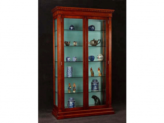 R. E. H. Kennedy Display Cabinet - 3
