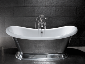 BC DESIGNS EXCELSIOR Bath Polished Plinth