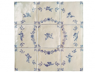 Marlborough Tiles Amorini Delft