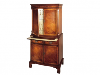 Bevan Funnell Avena Cocktail Cabinet