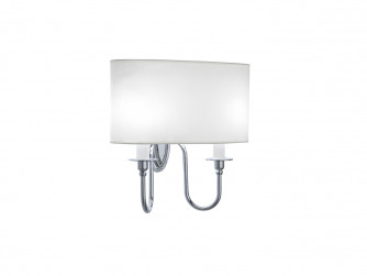 Heyford Double Wall Light