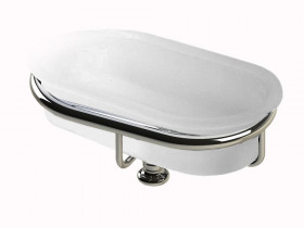 Elegant Wall Mounted Soap Dish Holder
