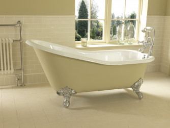IMPERIAL BATHROOMS  RITZ SLIPPER