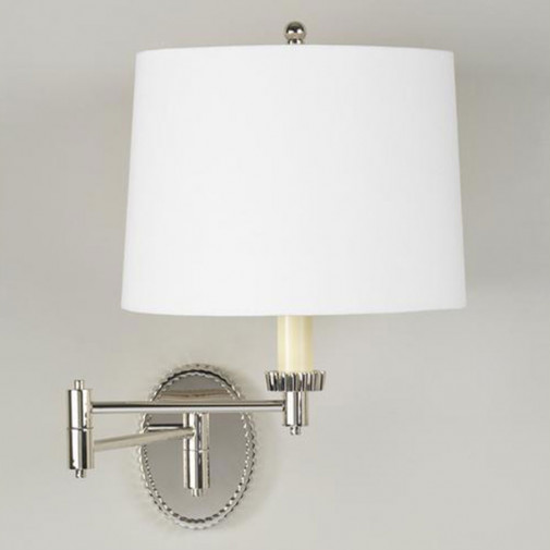 Vaughan Burlington Swing Arm Wall Light